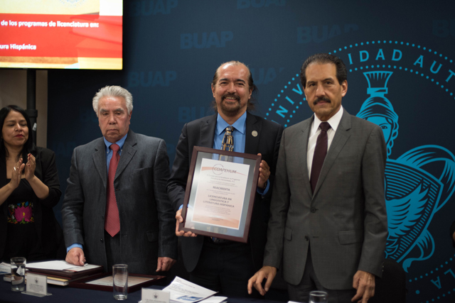 Las humanidades, pilar imprescindible para el desarrollo: Esparza Ortiz
