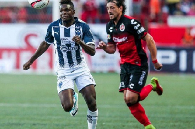 Xolos y Monterrey empatan 1-1 en la ida de los cuartos de final