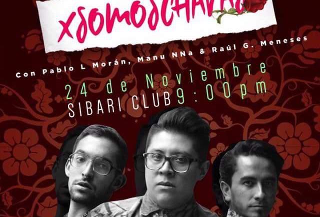 """El show de stand up comedy """"X somos chavas"""" se presentará en Puebla"""