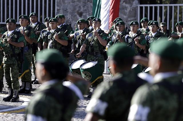 Será en la XXV Zona Militar la reunión de seguridad con AMLO