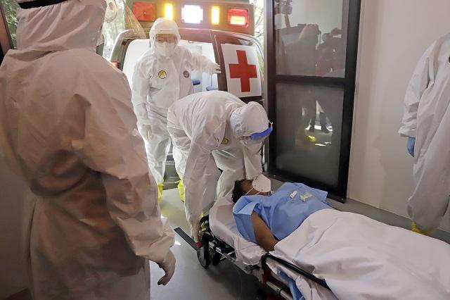 Puebla ya supera los 12 mil contagios de coronavirus