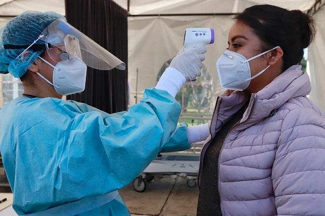 Atención a la salud en la pandemia, garantizada: Barbosa