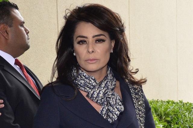 Cachetadas entre Yadhira Carrillo y Bárbara Mori en grabaciones eran reales