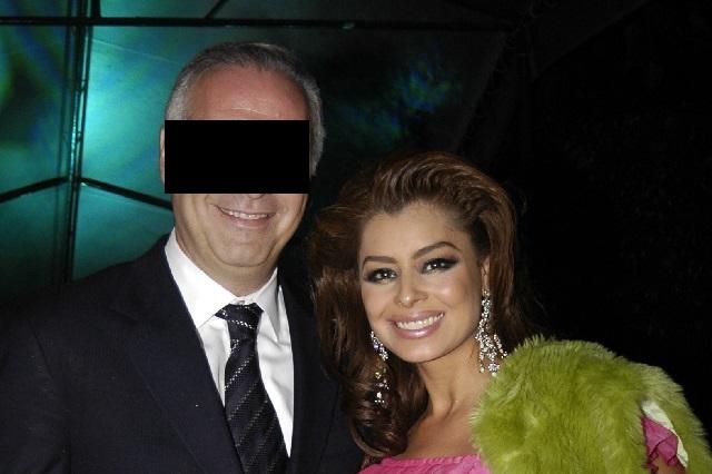 Yadhira Carrillo niega que hayan amenazado de muerte a su esposo