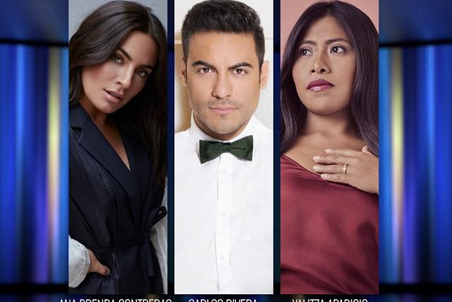 Ana Brenda, Yalitza Aparicio y Carlos Rivera conducirán los Latin Grammy