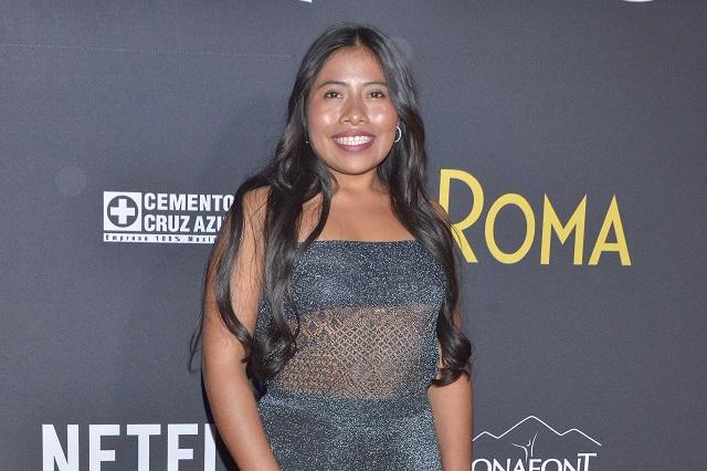 Yalitza Aparicio responde a la propuesta amorosa de Lyn May