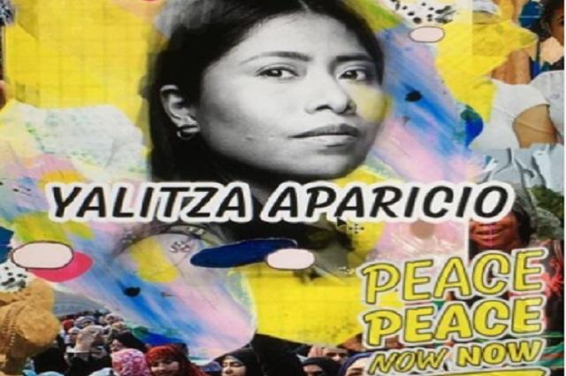 Yalitza Aparicio revela imágenes de su participación nuevo proyecto