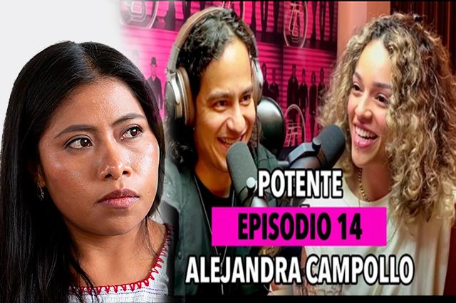 Yalitza Aparicio rechaza racismo de músico guatemalteco