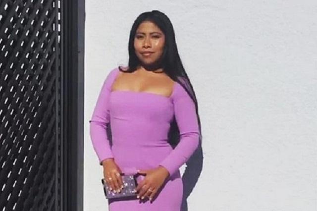 Yalitza Aparicio responde a críticas de Paty Reyes Spíndola