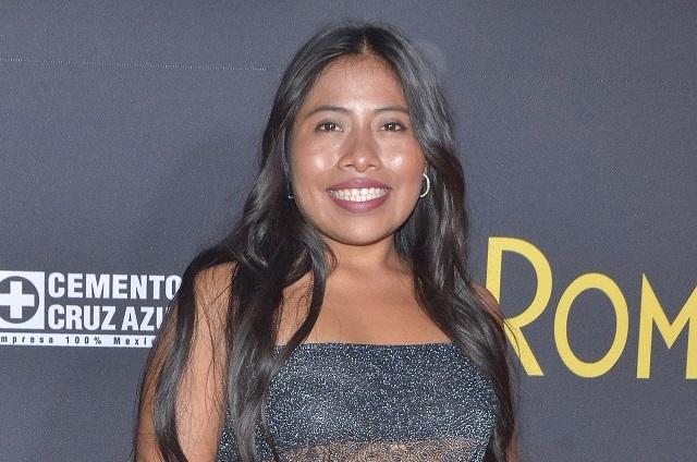 Piden a diseñador mexicano cese de explotar imagen de Yalitza Aparicio