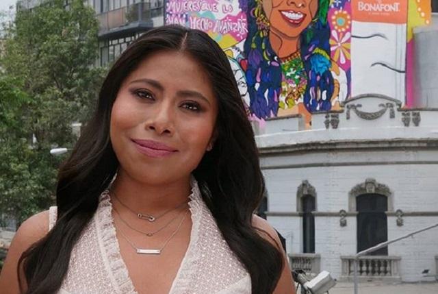 TvNotas publica que Yalitza Aparicio tiene novio y revela datos de él