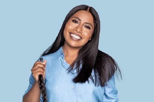 Así ven a Yalitza Aparicio como Pocahontas para un live action