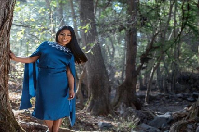Yalitza Aparicio presume vacaciones en Puebla