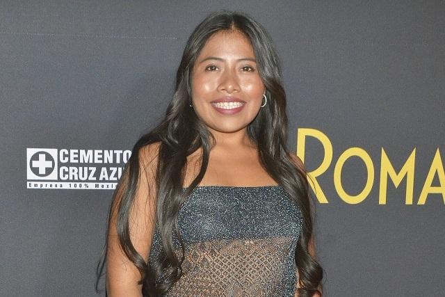 Yalitza Aparicio con la mira en Hollywood y aprender inglés