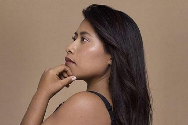 Yalitza Aparicio niega romance con Jorge Antonio Guerrero