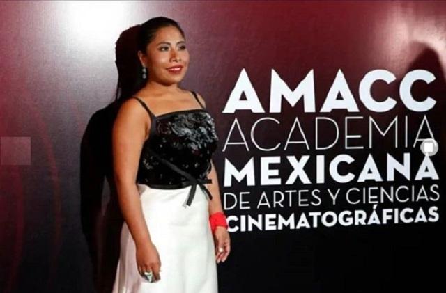 Yalitza Aparicio apoya campaña contra la violencia de la mujer