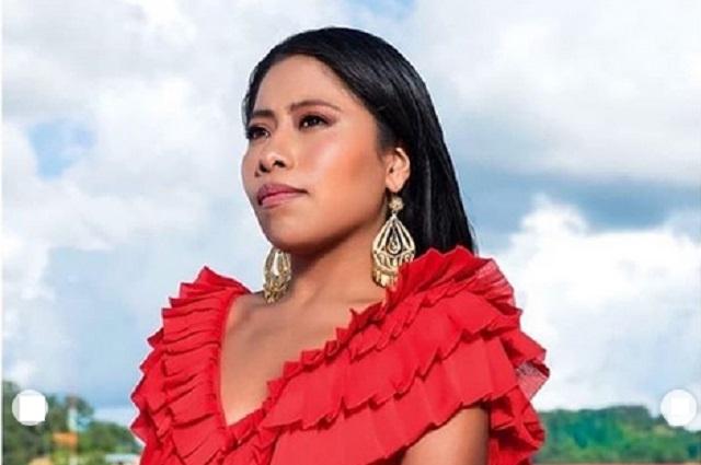 TvNotas: Advierten a Yalitza Aparicio que su novio es un macho y golpeador
