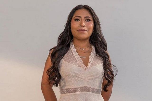 Diseñador asegura que Yalitza Aparicio es la nueva Frida Kahlo