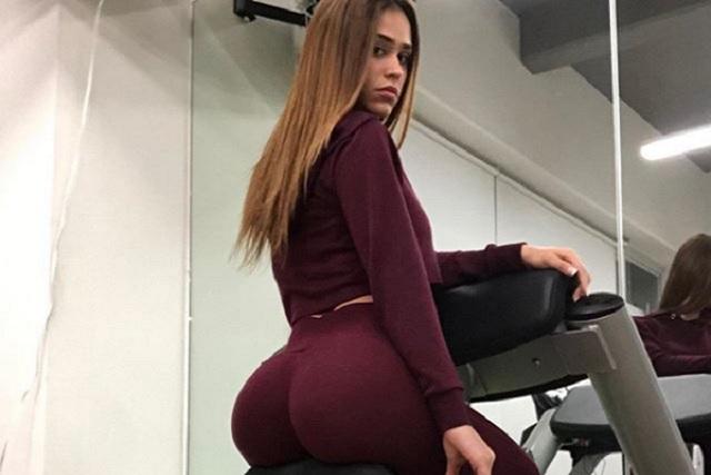 Yanet García pide que ya no hagan memes con fotos de su trasero
