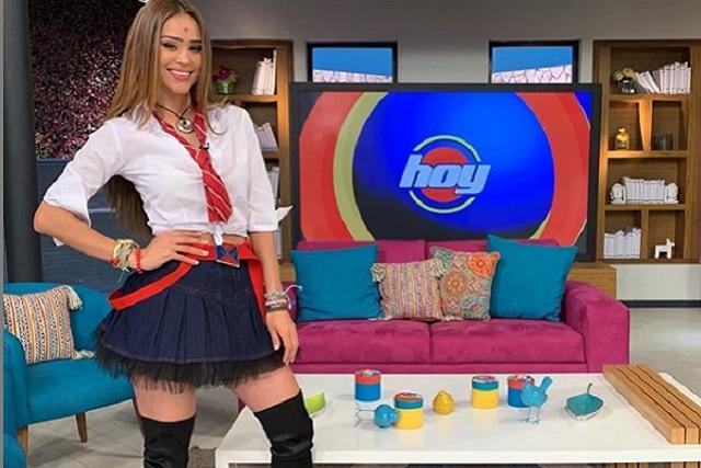Yanet García se disfraza de Mia Colucci y le llueven los halagos