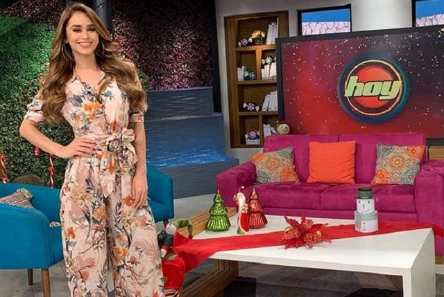 ¿Ella es quien reemplazará a Yanet García en el programa Hoy?