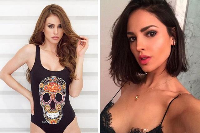 Yanet García o Eiza González, ¿Quién es la más sexy Gatúbela?