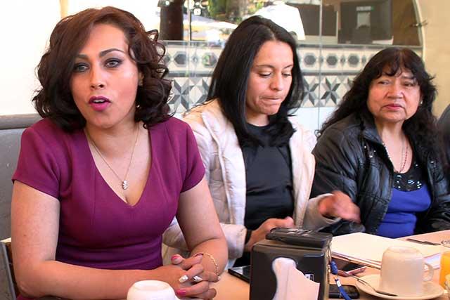 Yasmín Flores busca candidatura en el distrito IX por Frente Ciudadano