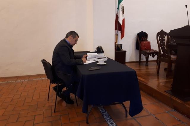 Va Huerta Yedra por notaría con sede en Santa Clara Ocoyucan