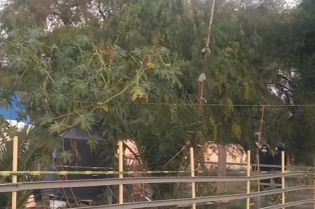 Con balazo en la cabeza hallan muerta a mujer en Yehualtepec
