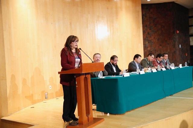 Yeidckol niega haber negociado Baja California por Puebla con el PAN