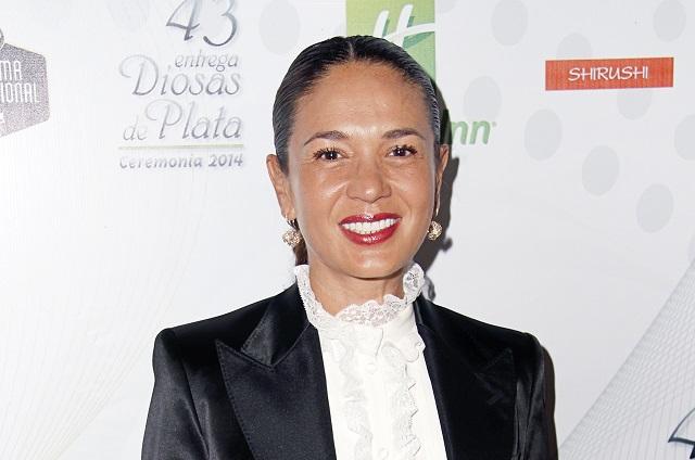¿Por qué Yolanda Andrade no quiere ser ejemplo para la comunidad LGBT?