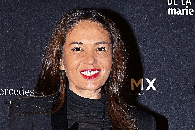 Así reaccionó Yolanda Andrade al anillo de compromiso de Montserrat a su novia