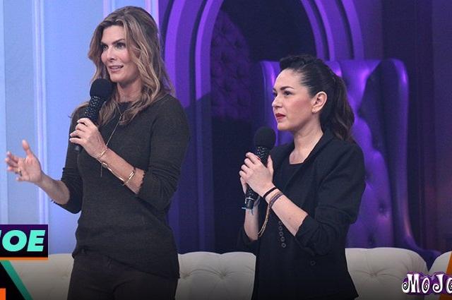 Yolanda Andrade habla del beso de Montserrat Oliver con Yaya Kosikova