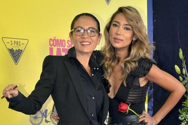 Revelan cuánto duró relación entre Verónica Castro y Yolanda Andrade