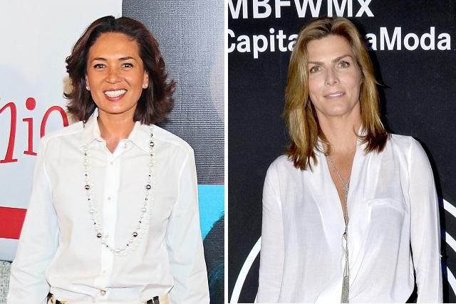 Montserrat Oliver y Yolanda Andrade… ¿amigas con derechos?