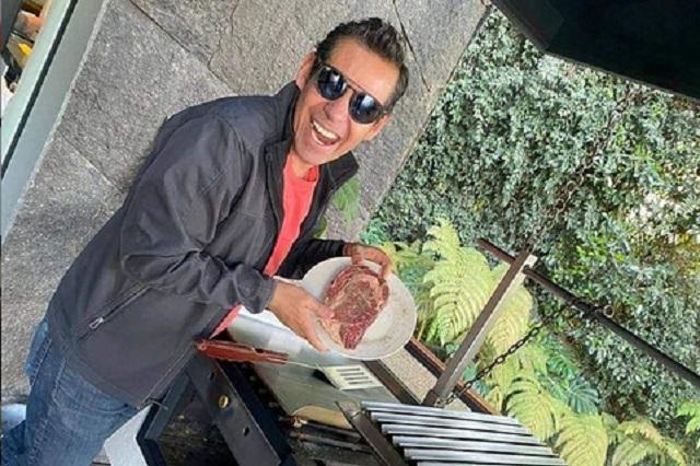TvNotas señala que este actor llegó en estado inconveniente con Yordi Rosado