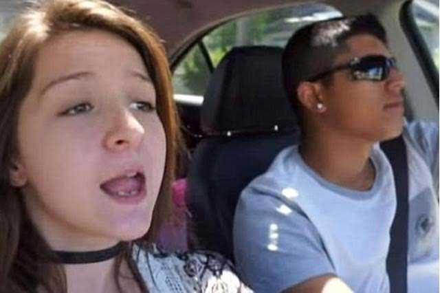 Querían video viral en YouTube y ella termina asesinando a su novio