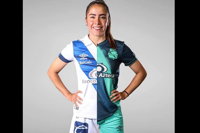 Puebla Femenil pierde a Yulissa Acevedo por lesión en rodilla izquierda