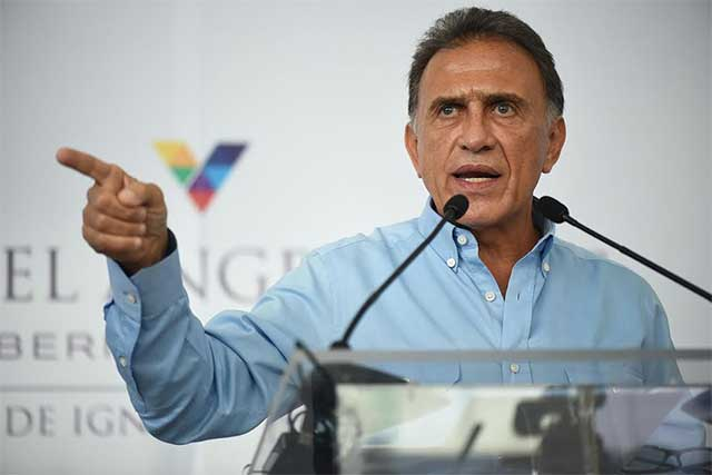 Yunes precisa que los 11 cadáveres de Boca del Río son de delincuentes