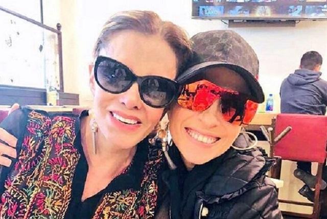 Lucía Méndez y Yuri se reconcilian a casi una década de no hablarse