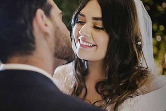 Fotos: Yuridia se casa en secreto con el ex académico Matías Aranda