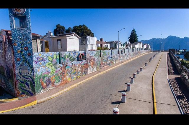 Zacatlán presenta Expreso de Arte, con pintura, fotografía y danza