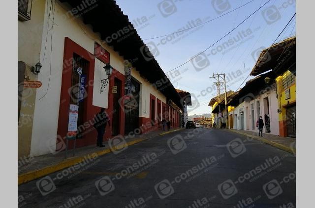 Cancelan tianguis en Zacapoaxtla y cierran mercado