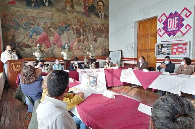 Buscan crear casa de cultura en el municipio de Zacapoaxtla