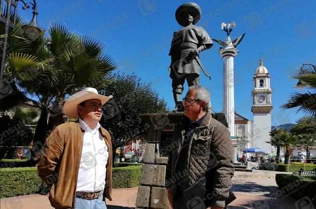 Declara Congreso de Puebla cuatro veces heroica a Zacapoaxtla