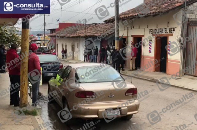 Cae el presunto asesino de madre e hijo en Zacatlán