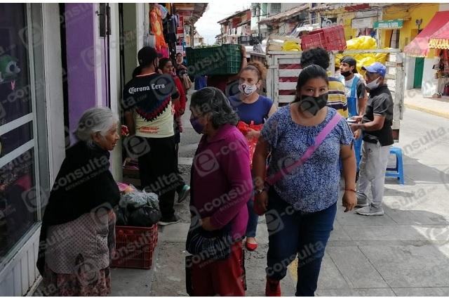 Analizan sanciones por no usar cubrebocas en Zacapoaxtla