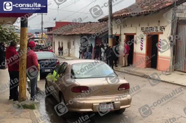 Hallan muertos a mujer y a menor dentro de una casa en Zacatlán