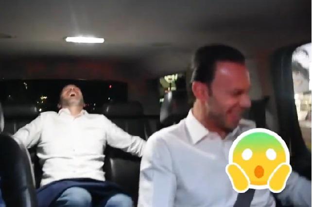 Tras escándalo por video íntimo, Zague ya hace bromas morbosas