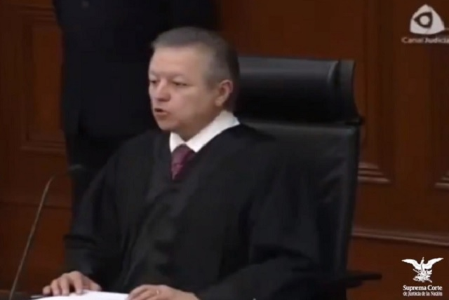 Arturo Zaldívar, presidente de la Corte, es un hombre íntegro: AMLO